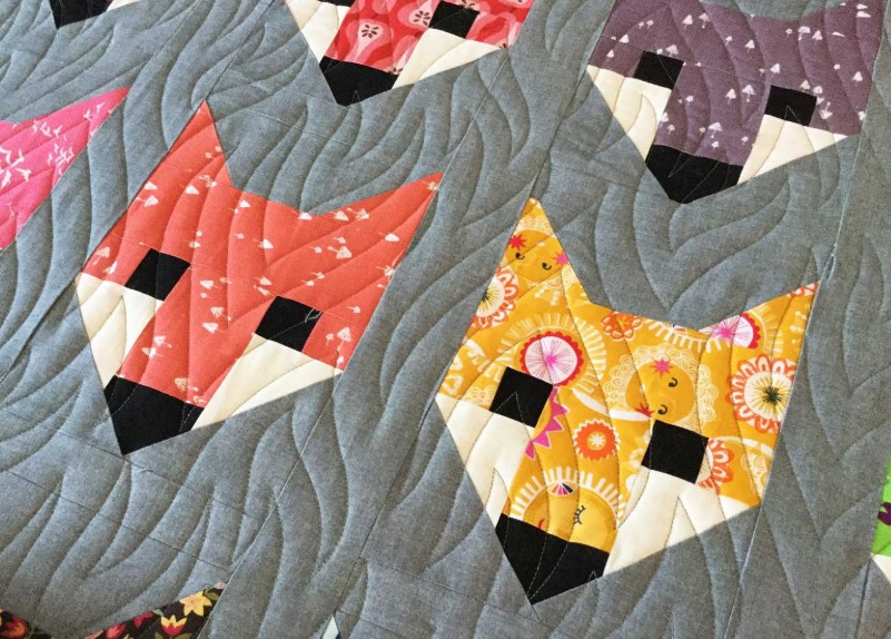How to Use Quilting Pantographs
